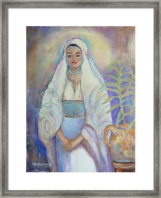 Esther  For Such A Time As This Framed Print