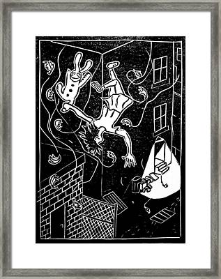 Esther Iv Framed Print