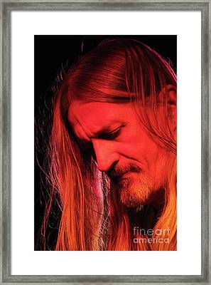 Framed Print featuring the photograph Estimated Prophet by Jesse Ciazza