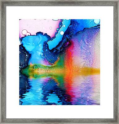 Et Cetera - Will Be There Waiting For Me Framed Print by Sir Josef - Social Critic -  Maha Art