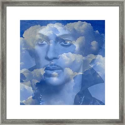 Eternal Bliss For Our Beloved Prince Framed Print