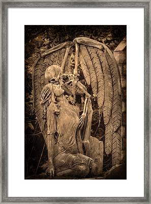 Eternal Embrace Framed Print