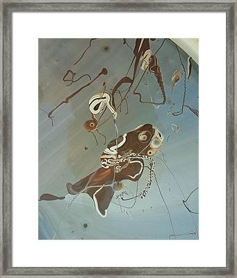 Eternal Fish Framed Print