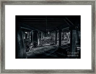 Eternal Isolation Framed Print by Charles Dobbs