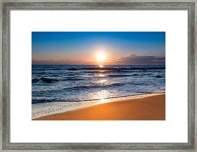 Eternal Light Framed Print