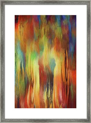 Eternal Love Framed Print by Dan Sproul