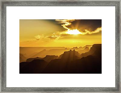 Eternal Moment   Framed Print by James Marvin Phelps