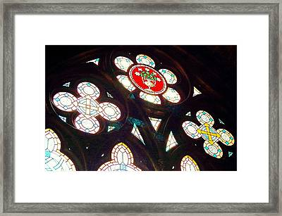 Eternal Petals Framed Print