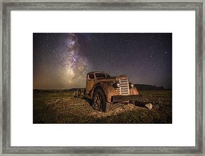 Eternal Rust  Framed Print