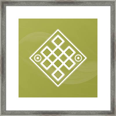Eternal Soul Framed Print