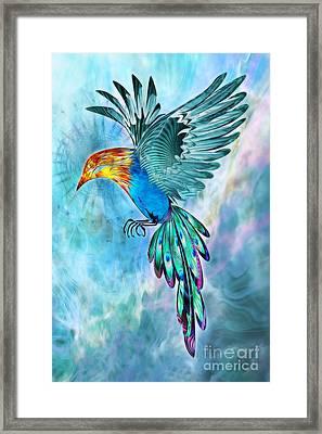 Eternal Spirit Framed Print by John Edwards