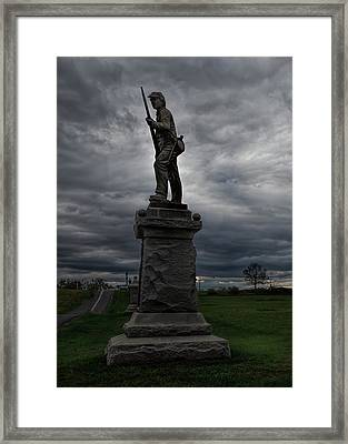 Eternal Vigilance Framed Print