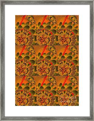 Eternally Festive 1 Framed Print by Helena Tiainen