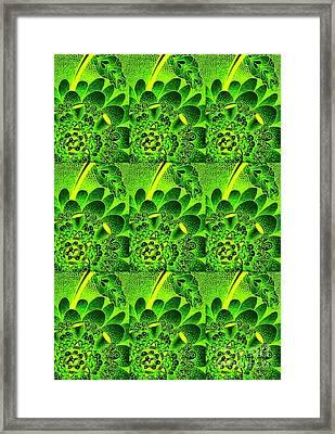 Eternally Festive 3 Framed Print by Helena Tiainen