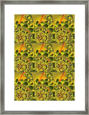 Eternally Festive 5 Framed Print by Helena Tiainen