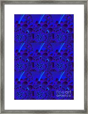 Eternally Festive 6 Framed Print by Helena Tiainen