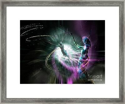 Eternel Feminin 02 Framed Print by Miki De Goodaboom
