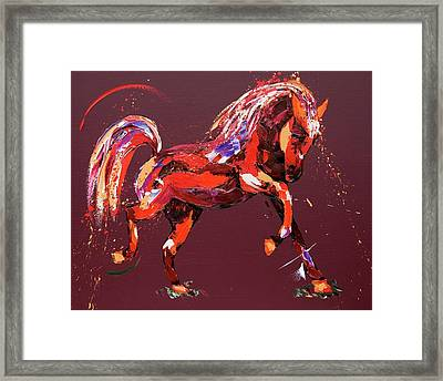 Ethereal Dream Framed Print by Penny Warden