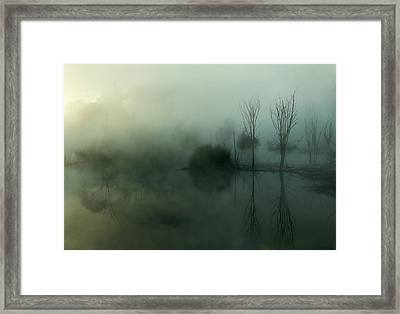 Framed Print featuring the photograph Ethereal by Nicholas Blackwell