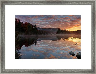 Framed Print featuring the photograph Ethereal Reverie by Mike Lang