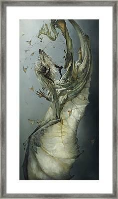 Etherium Framed Print