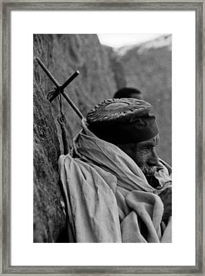 Ethiopia-north 84 Framed Print by John Battaglino