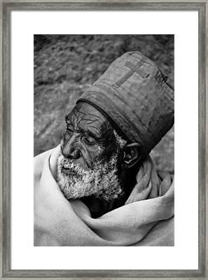 Ethiopia-north 88 Framed Print by John Battaglino