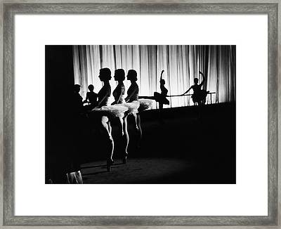 Etudes Framed Print by Baron