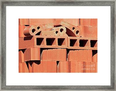 Framed Print featuring the photograph Euclid Engineering Llc by Joe Jake Pratt
