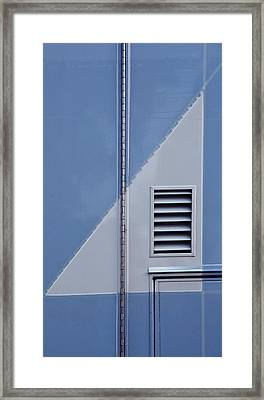 Euclidean Photography II Framed Print by KM Corcoran