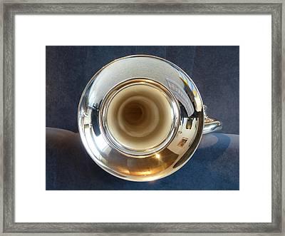 Euphonium Framed Print by Billy Soden