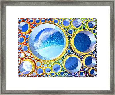 Euphoria Framed Print by Andreas Thust