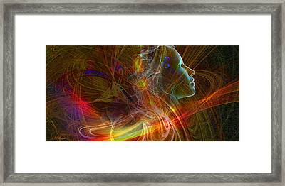 Euphoria Framed Print by Michael Durst
