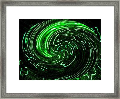Euphoria Framed Print by Will Borden