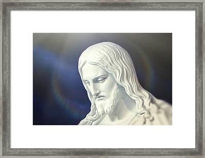 Eurgylch Framed Print by Greg Collins