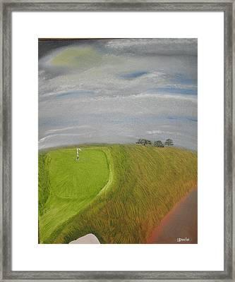 European Golf Tour Framed Print by Edwin Long