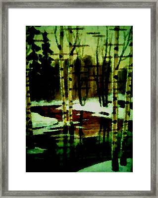 European Spring Framed Print by Dr Loifer Vladimir