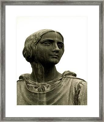 Evangeline Framed Print