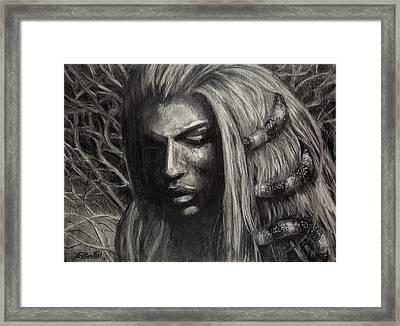 Eve Framed Print by Jason Reinhardt