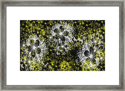 Eve Series 3 Framed Print by Evelyn Patrick