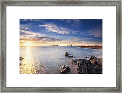 Framed Print featuring the photograph Even The Mistakes Aren't Really Mistakes At All by Edward Kreis