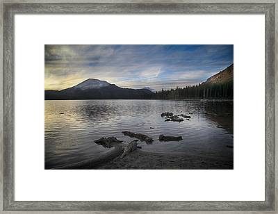 Even Though It's Been So Long Framed Print