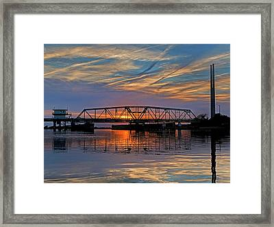 Evening Airs  Framed Print by Betsy Knapp