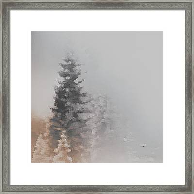 Evening In Elysium Framed Print