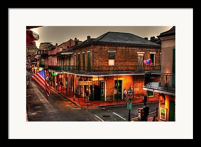 Louisiana Photographs Framed Prints