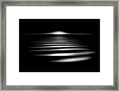 Event Horizon Framed Print