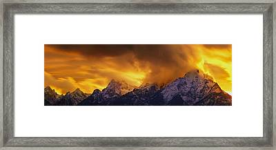 Event Horizon - Craigbill.com - Open Edition Framed Print by Craig Bill