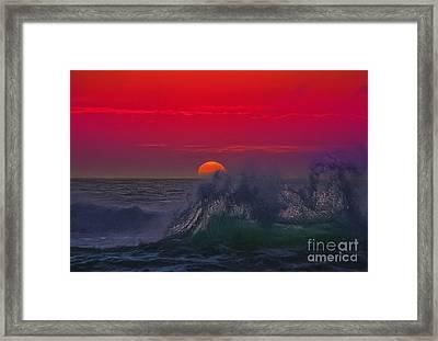 Eventide Framed Print