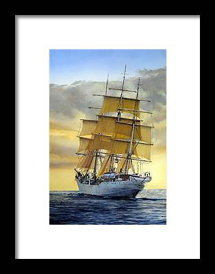 Maritime Framed Prints
