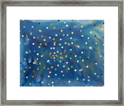 Ever Expanding Framed Print by Jacob Stempky